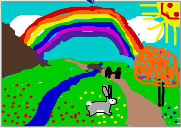 Povestea curcubeului