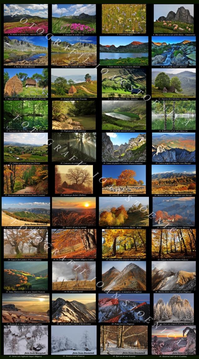 fotografii cu peisaje - de vanzare - Ioan Stoenică