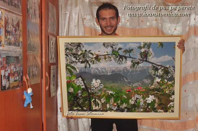 """Proaspăt luată de la atelier, fotografia din imagine este cea mai mare fotografie pe care am printat-o până acum Ea va ajunge pe peretele unui iubitor de natura si, din câte am inteles, de Piatra Craiului - fidel urmaritor si sustinator al emisiunii """"Pe poteci, spre inima ta!"""" (https://ioanstoenica.com/2014/10/07/pe-poteci-spre-inima-ta/ ) Dupa cum se vede, alegerea a fost inspirata - fotografia arata super! Si sper sa-i aduca bucurie de fiecare dată când o priveste Dacă vreți să aveți și voi pe perete o fotografie semnată Ioan Stoenică, nu ezitati sa-mi scrieti un mesaj Pot printa cam orice imagine din albumele mele - si un astfel de tablou poate fi un cadou inspirat pentru cei ce iubesc natura, dar si pentru cei carora le-ar prinde bine un pic de culoare in casele lor Detalii aici: https://ioanstoenica.com/fotografii-ioan-stoenica-de-vanzare/"""
