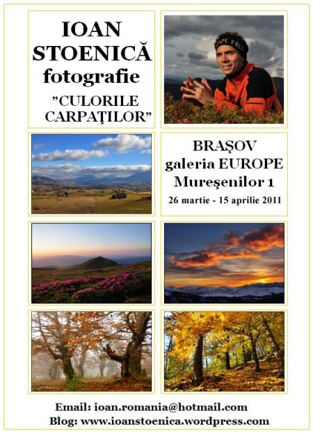 Expozitie foto - Culorile Carpatilor