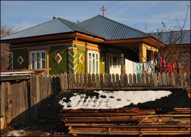 o casa colorata