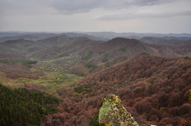 zone salbatice deasupra muntilor buzaului