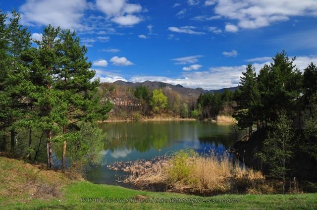lacul Meledic