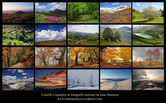 Munții României - fotografii Ioan Stoenică