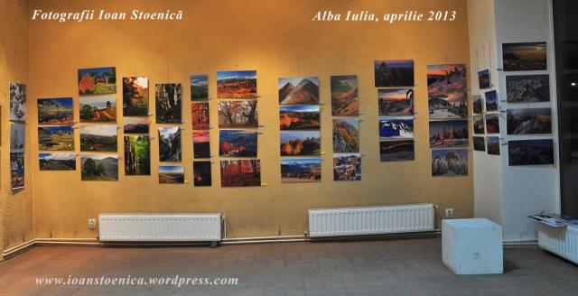 expozitie fotografie ioan stoenica - la alba iulia
