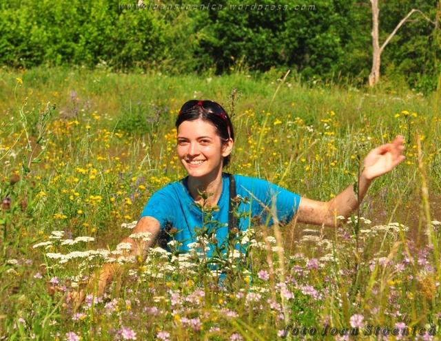 irina in flori