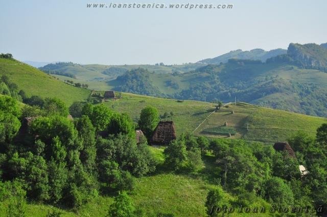 satul Boțani - cel mai frumos