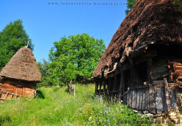 intre case - ca la muzeul satului