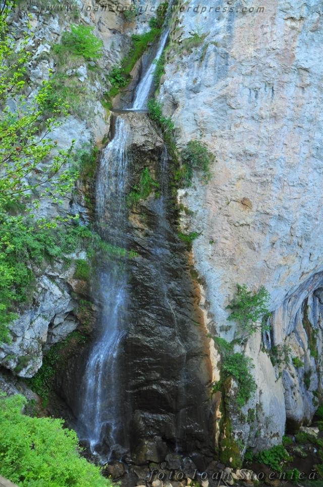 cascada la vanatarile ponorului