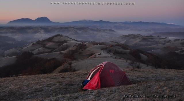 dimineti reci pe munte