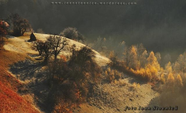dimineti de toamna pe dealuri