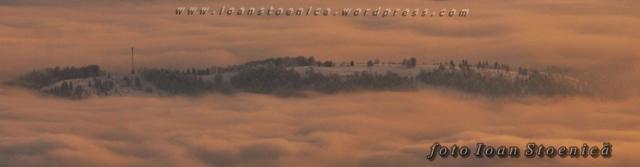 insula  dintre nori