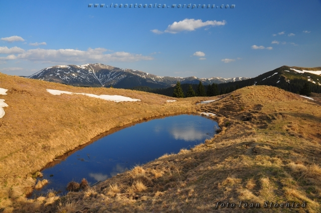lacul Domnitelor, Leaota