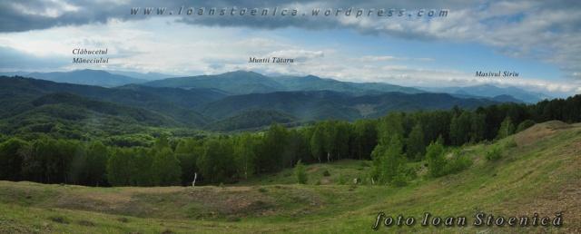 spre clabucetul maneciului - muntii tataru - siriu