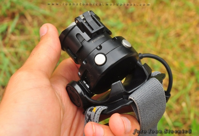 cap - frontala fenix hp11 - review