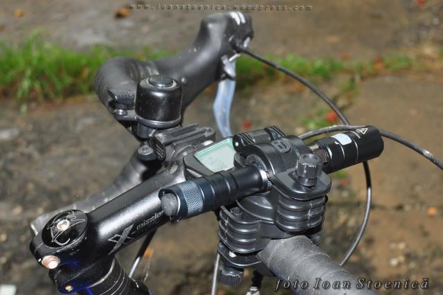 lanterna pentru bicicleta fenix