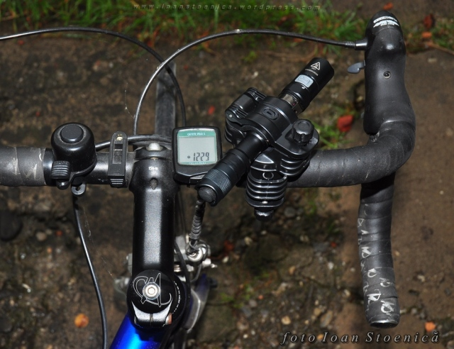 suport lanterna bicicleta - fenix