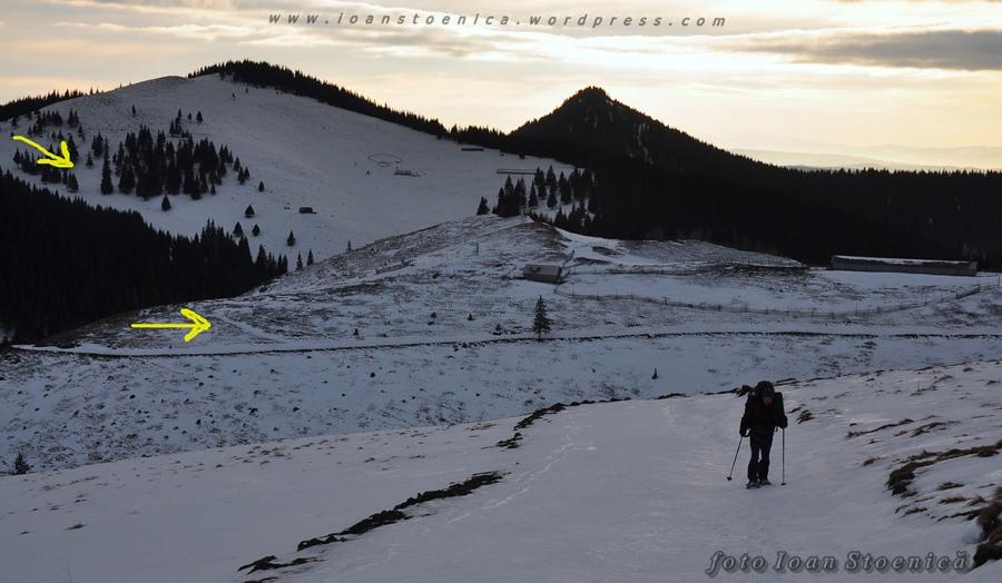varful Tiblesul Mare - muntii Bistritei