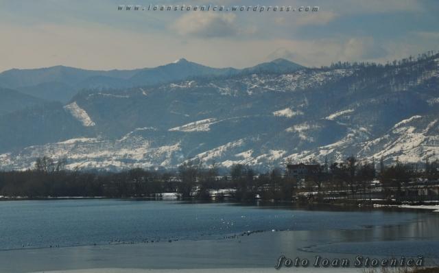 magura tarcaului  - lacul Pangarati