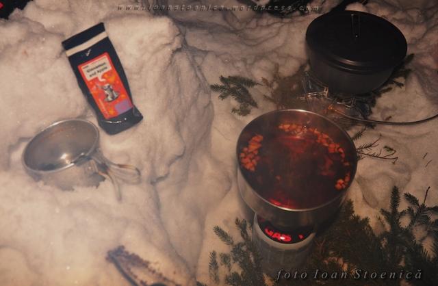 ceai in zapada