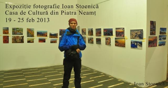 ioan stoenica - expozitie foto piatra neamt