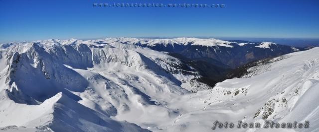 rezervatia gemenele - iarna