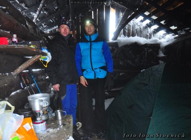 cort in stana iarna