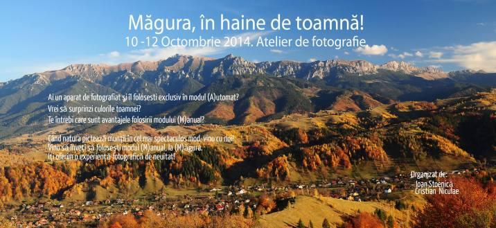 atelier de fotografie la magura - octombrie 2014