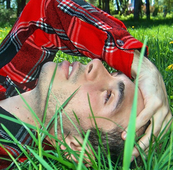 ioan in iarba
