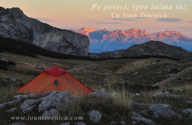 cort pe munte Muntenegru
