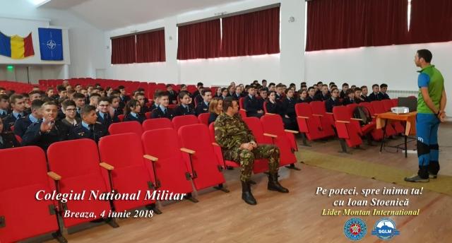 prezentare ioan liceul militar